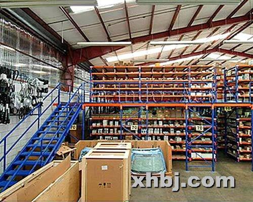 香河板金网提供生产汽车配件货架厂家