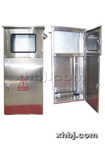 香河板金网提供生产高级不锈钢箱厂家