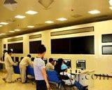 天津汉沽电厂电视墙