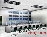 沈阳液晶屏操作台电视墙