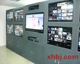电视转播电视墙