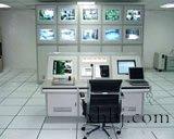 黄山监控项目电视墙