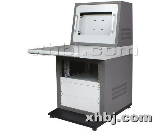 香河板金网提供生产豪华型材拆装监控台厂家