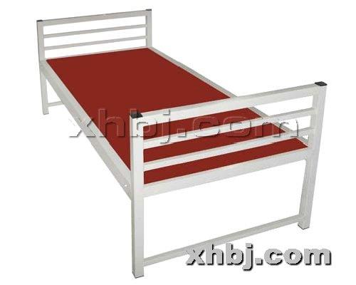 香河板金网提供生产南京时尚单人床厂家