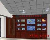 时尚经典电视墙效果图