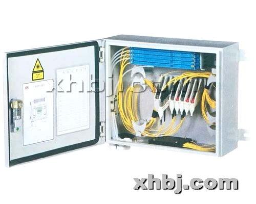 香河板金网提供生产广州纤配线箱厂家