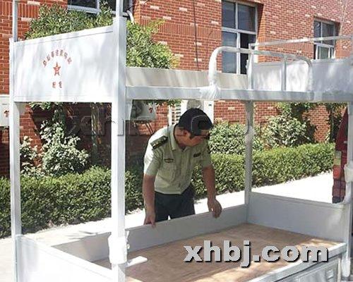 香河板金网提供生产部队上下床厂家