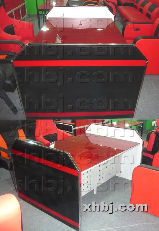 香河板金网提供生产汕头网吧桌厂家