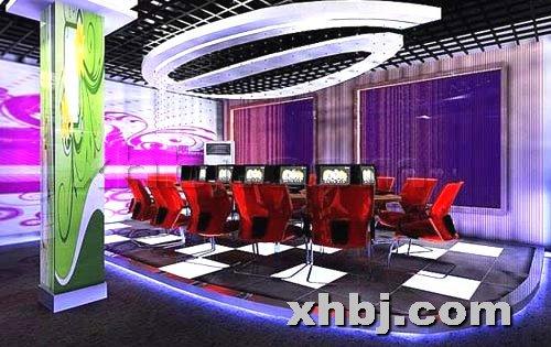 香河板金网提供生产威海豪华网吧桌椅厂家