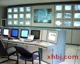 电视墙操作台的组合