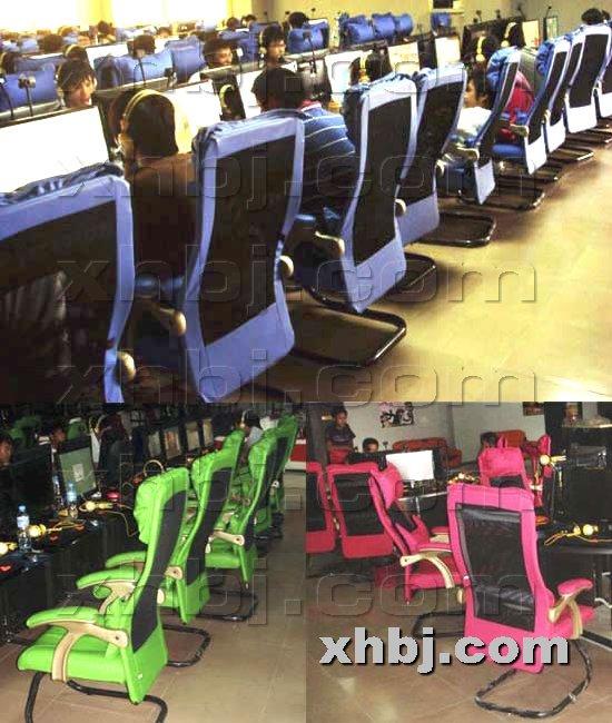 香河板金网提供生产豪华网吧椅效果厂家