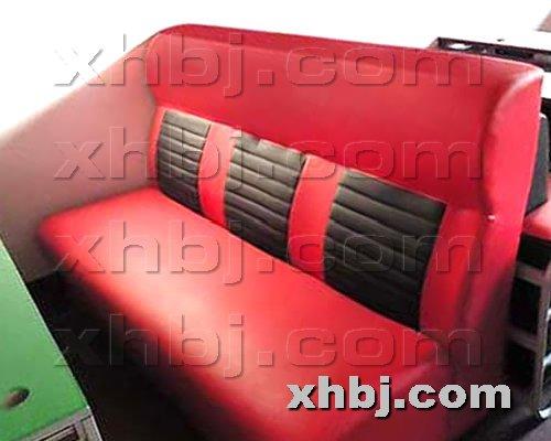 香河板金网提供生产新款网吧双人沙发