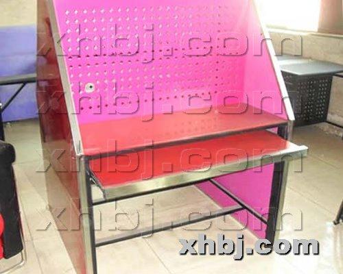 香河板金网提供生产北海豪华网吧桌厂家