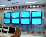 广播电影局电视墙