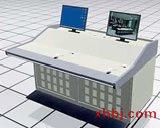 两联液晶控制台