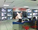 参观指导电视墙