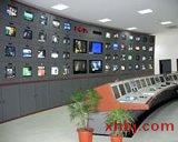 转角多位电视墙