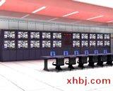 鹤壁电视墙操作台效果图