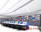 梅州电视墙操作台效果图