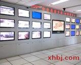 公安局分局电视墙