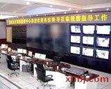 秦皇岛指挥中心电视墙