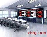 领导指挥室电视墙