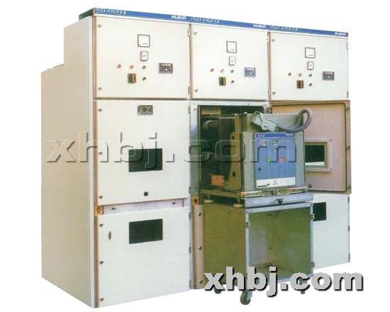 香河板金网提供生产KYN28A-12(Z)铠装移开式交流金属封闭开关柜厂家