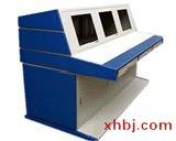 钢木结合琴式控制台