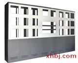 豪华台式焊接电视墙