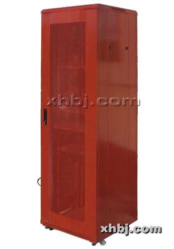 香河板金网提供生产红色仿威图机柜厂家