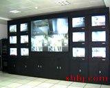 拐角球形电视墙