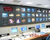 高档控制中心电视墙