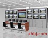 背光板弧型监控屏幕墙