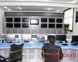 精致焊接型拼接式电视屏幕墙