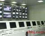 新型监控电视墙