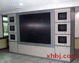 钢制电视墙柜