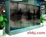 丽江机场电视墙