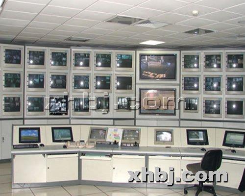 香河板金网提供生产液晶背投监控操作台厂家