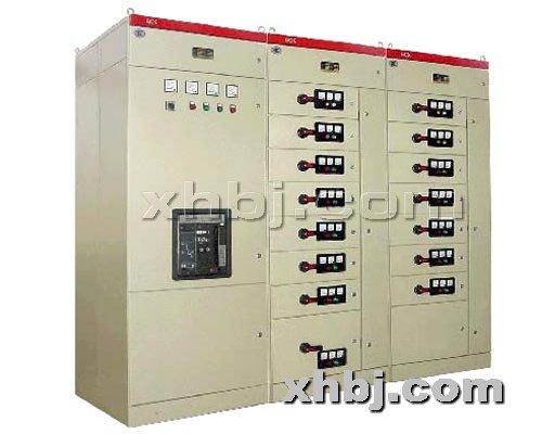 香河板金网提供生产水处理配电柜
