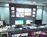 体育中心监控电视墙