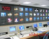 控制中心电视墙