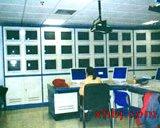 北京控制中心电视墙