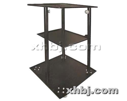 香河板金网提供生产投影机小车柜厂家