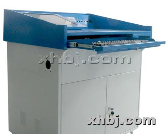 香河板金网提供生产移动数字讲台厂家