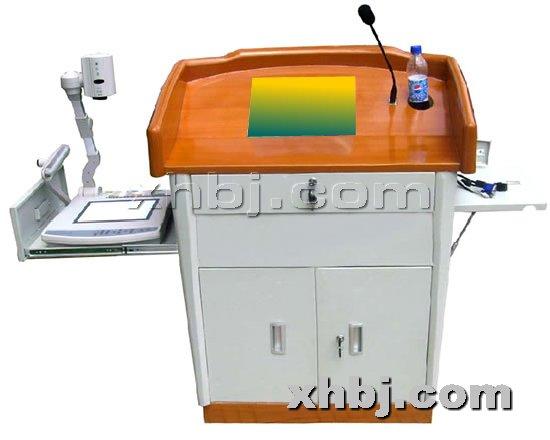 香河板金网提供生产多媒体教学电子讲台厂家