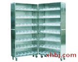 不锈钢折式84格西药柜