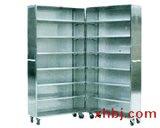 不锈钢折式14格西药柜