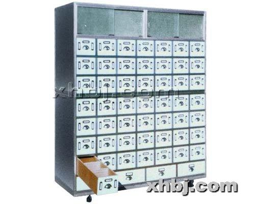 香河板金网提供生产铝合金53屉中药柜厂家