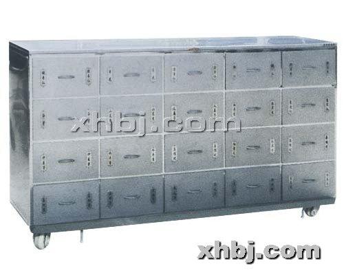 香河板金网提供生产不锈钢厚面20屉中药台厂家