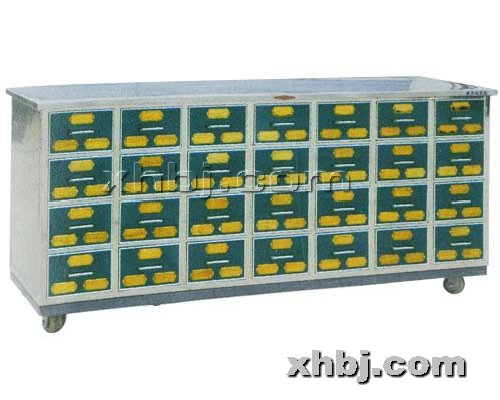 香河板金网提供生产不锈钢28屉中药台厂家